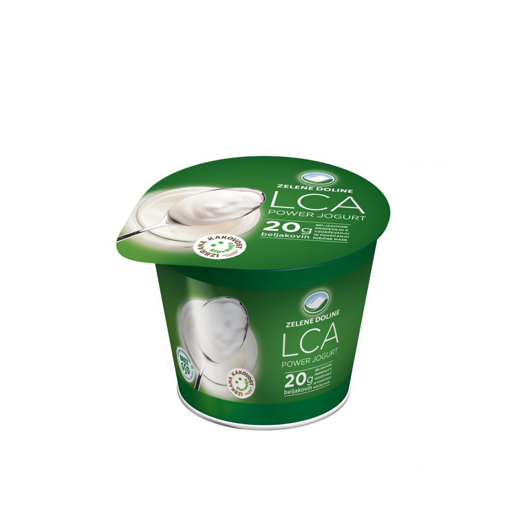LCA power jogurt, 1,4 %,<br>20 g bjelančevina<br/>